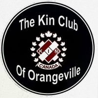 The Kin Club of Orangeville 's logo