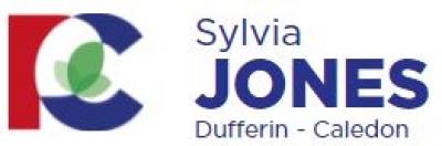 Dufferin-Caledon Provincial Progessive Conservative Association 's logo