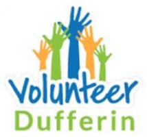 Volunteer Dufferin 's logo