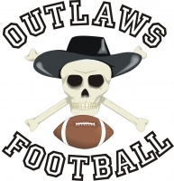 Orangeville Outlaws Football Association 's logo