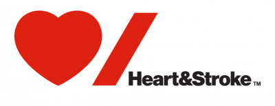 Heart & Stroke Foundation 's logo