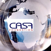 casa foundation 's logo
