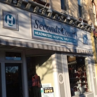 Seconds Count, Headwaters Hospital Thrift Store 's logo