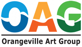 Orangeville Art Group 's logo