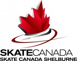 Skate Canada Shelburne 's logo