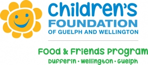 The Children's Foundation of Guelph, Wellington and Dufferin- Food & Friends program.  's logo