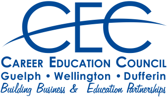The Career Education Council Guelph Wellington Dufferin 's logo
