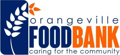 Orangeville Food Bank 's logo