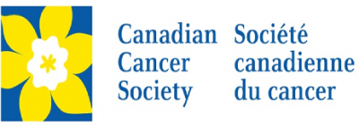 Canadian Cancer Society 's logo