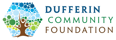 Dufferin Community Foundation 's logo