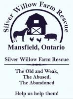 Silver Willow Farm Rescue 's logo