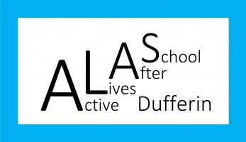 Active Lives After School (ALAS) Dufferin 's logo